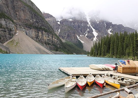 Moraine Lake | Canada | North America