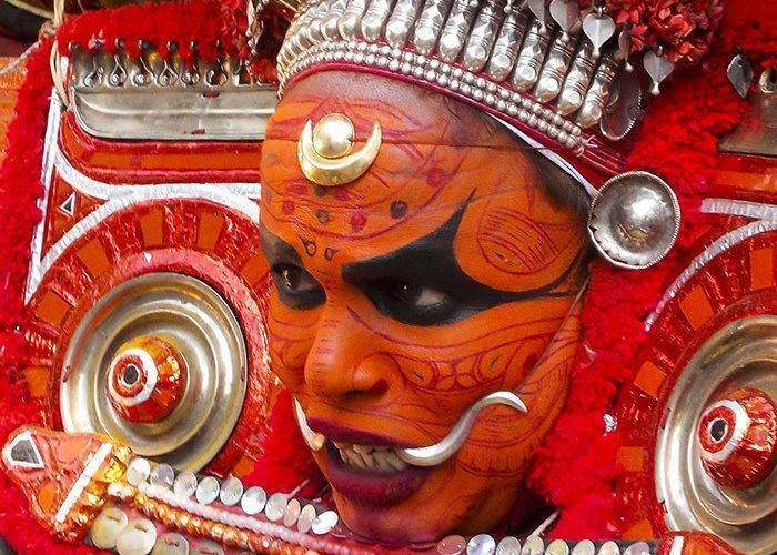 Hindu Culture | Theyyam | Kerala | India | Asia