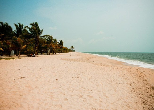 Sand Beach | Kerala | India | Asia