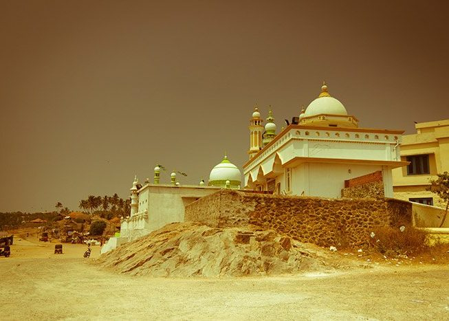 Mosque | Kovalam | Kerala | India | Asia