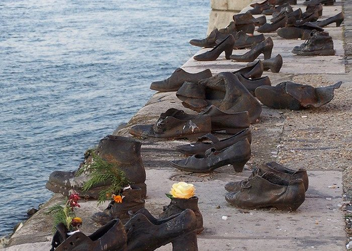 Shoes on the Danube Bank | Budapest | Hungary