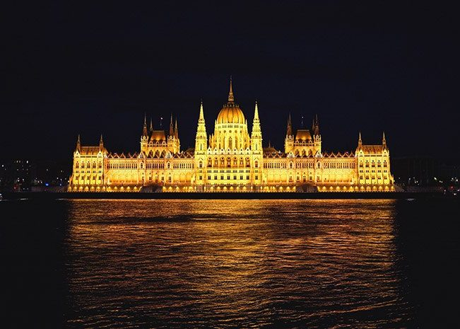 Hungarian Parliament Building | Budapest | Hungary
