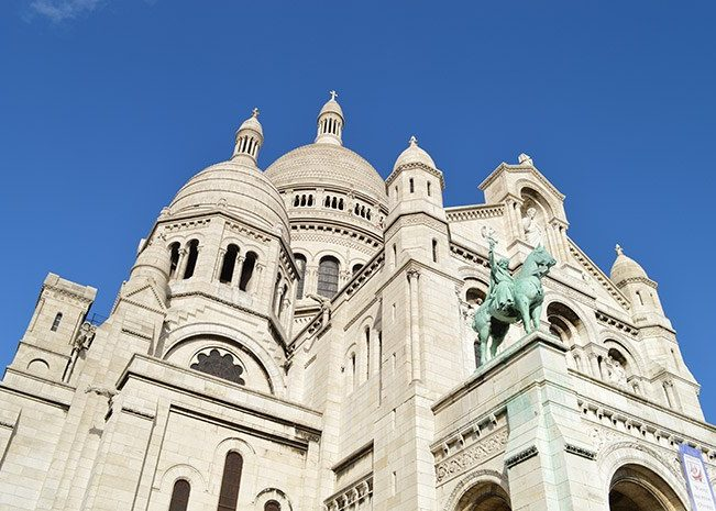 Basilica of the Sacred Heart | France | Europe