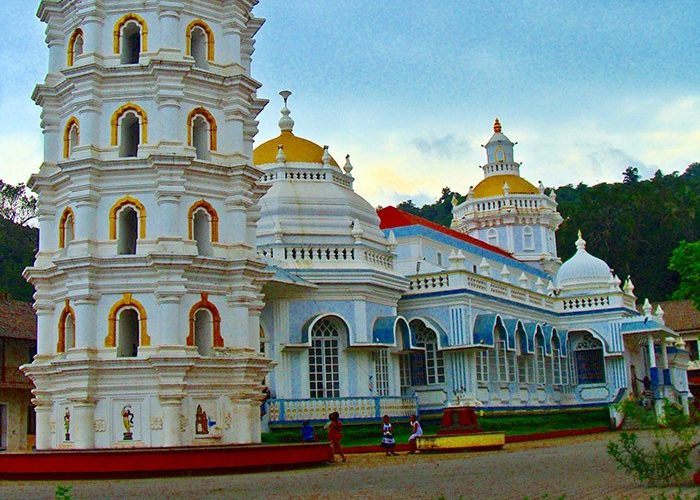 Shanta Durga Temple | Goa | India