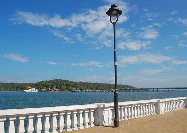Panjim Beach | Goa | India