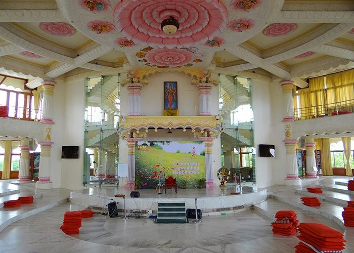 Art of Living | International Center | Meditation Hall | Bangalore | Karnataka | India
