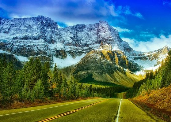 National Park | Mountains | Canada | North America