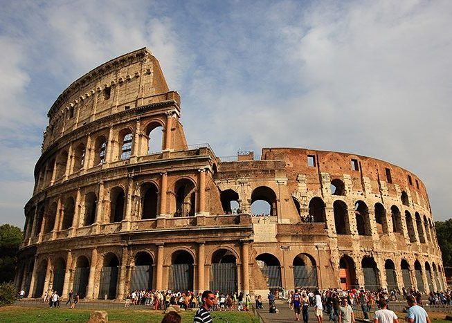 The Colosseum | Roman | Italy | Europe