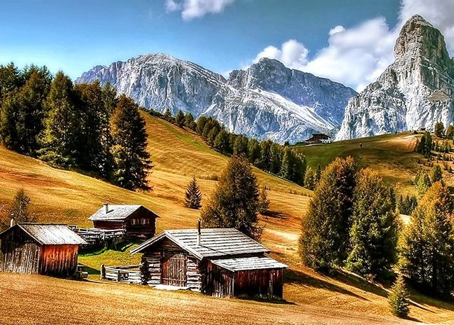 Dolomites Mountains | Italy | Europe