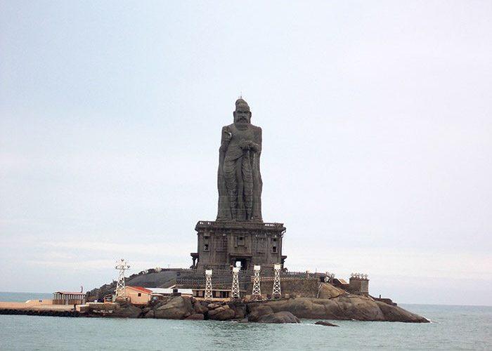 Thiruvalluvar Statue | Kanyakumari | Kerala | India | Asia