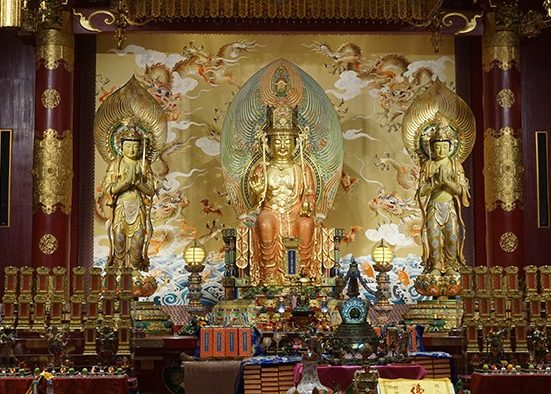 Buddha Tooth Relic Temple | Singapore