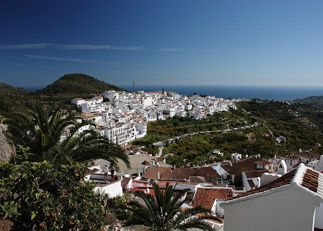 Frigiliana Villiage | Mediterranean Coast | Spain | Europe