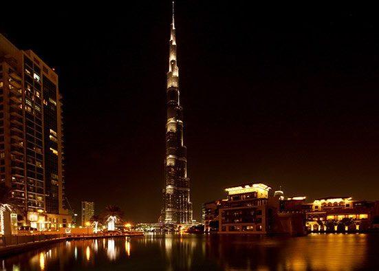 Burj Khalifa | Dubai | United Arab Emirates