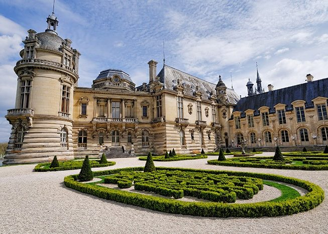 Chateau Picardy Castle   France   Europe
